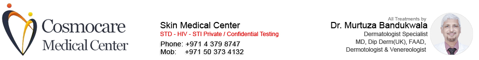 std clinic dubai